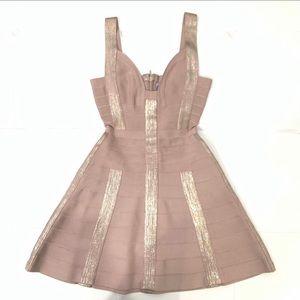 New! Herve Leger dress